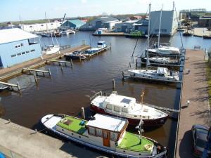 Jachthaven de Zwaan_Ligplaatsen en Winterberging